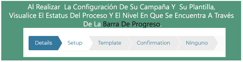Barra-de-Progreso Crear Campaña